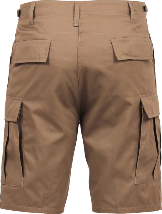Coyote Brown Cargo Military BDU Shorts 5d0863dd9f5