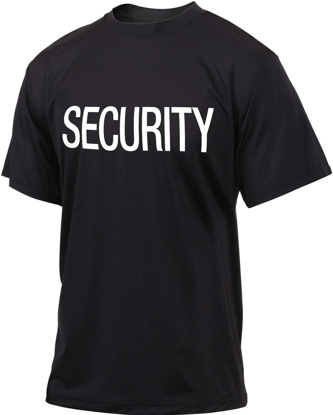 More Views. Black Quick Dry Moisture Wicking Security Performance T-Shirt 2955891b4cc