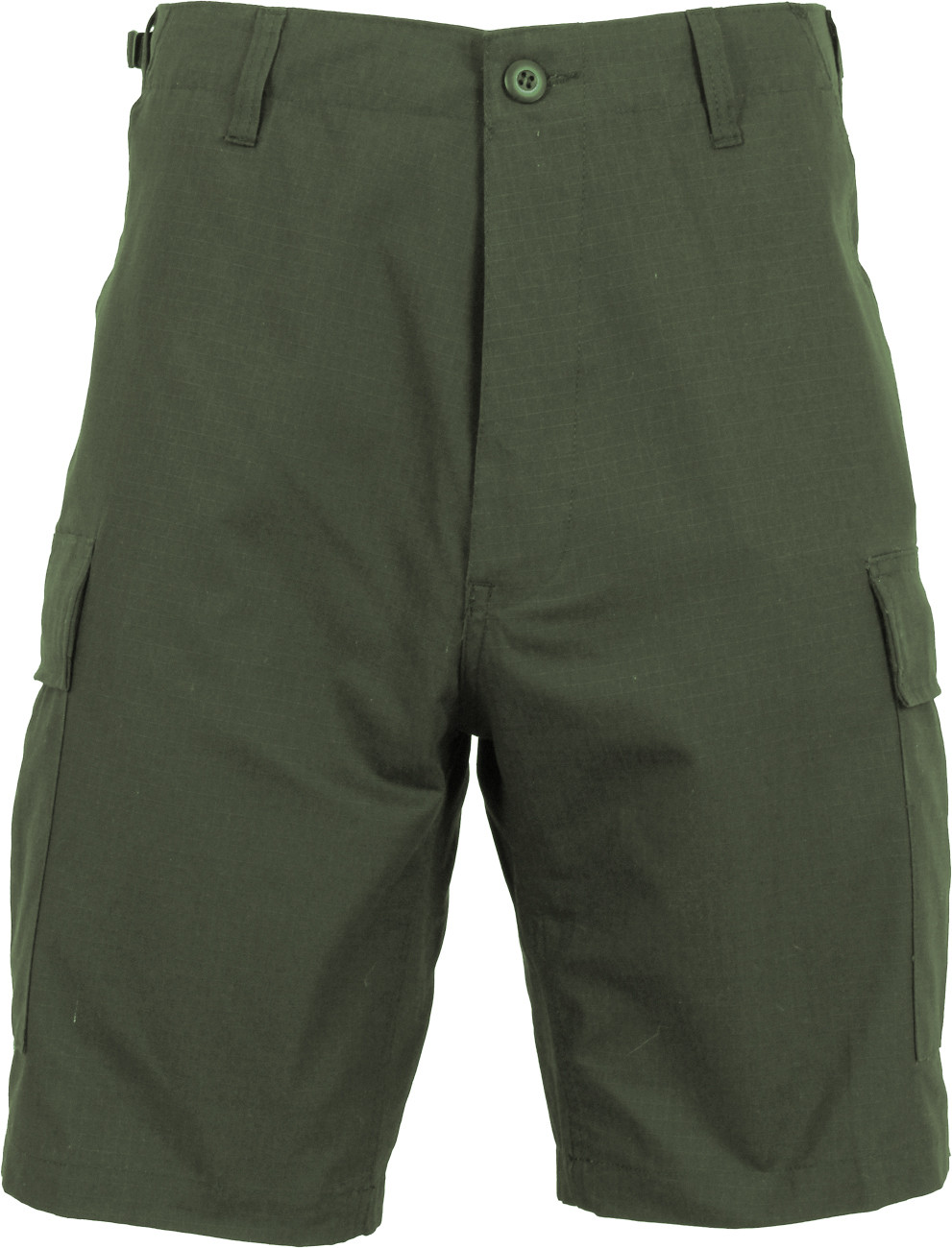 Olive Drab Rip-Stop Combat Military Cargo BDU Shorts b4789be42c9