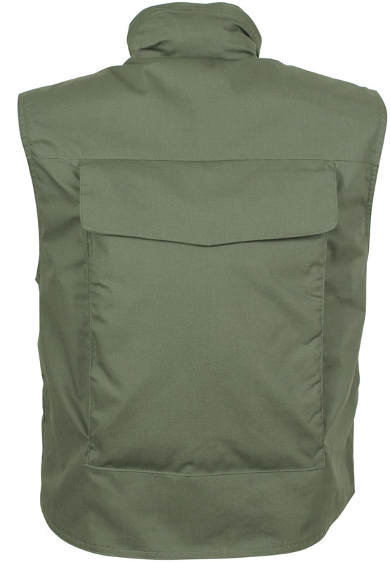 More Views. Olive Drab Military Tactical Hooded Ranger Vest ... 788b198204d