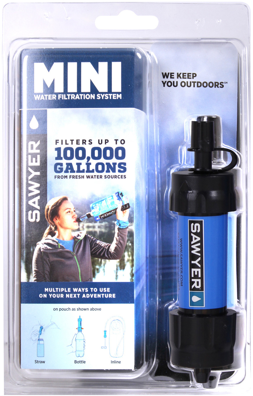 Sawyer Mini Water Purification Camping Filtration System b4ff87f44