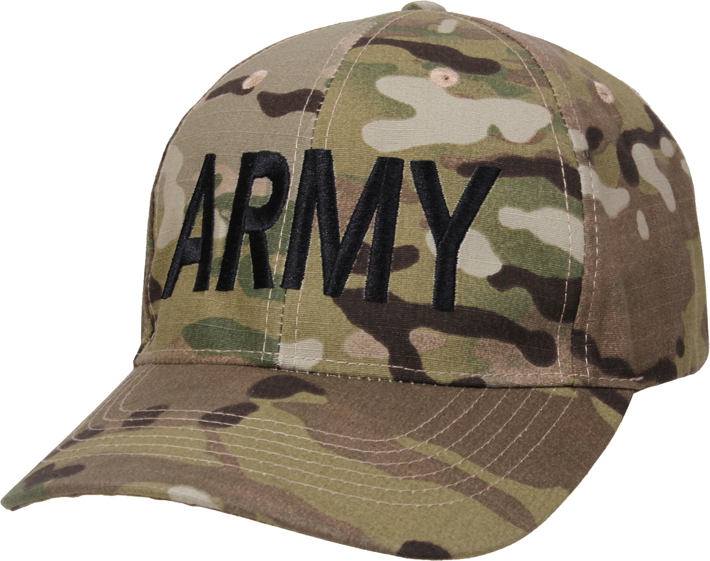 MultiCam Adjustable US Military Embroidered ARMY Low Profile Cap 348d65ebc9bc