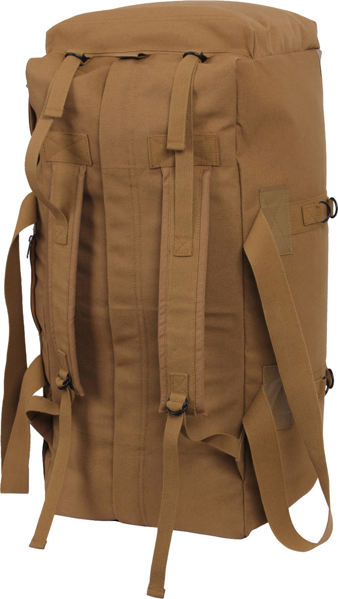 More Views. Coyote Brown Israeli Mossad Tactical Duffle Bag Backpack c10317d00c5f8