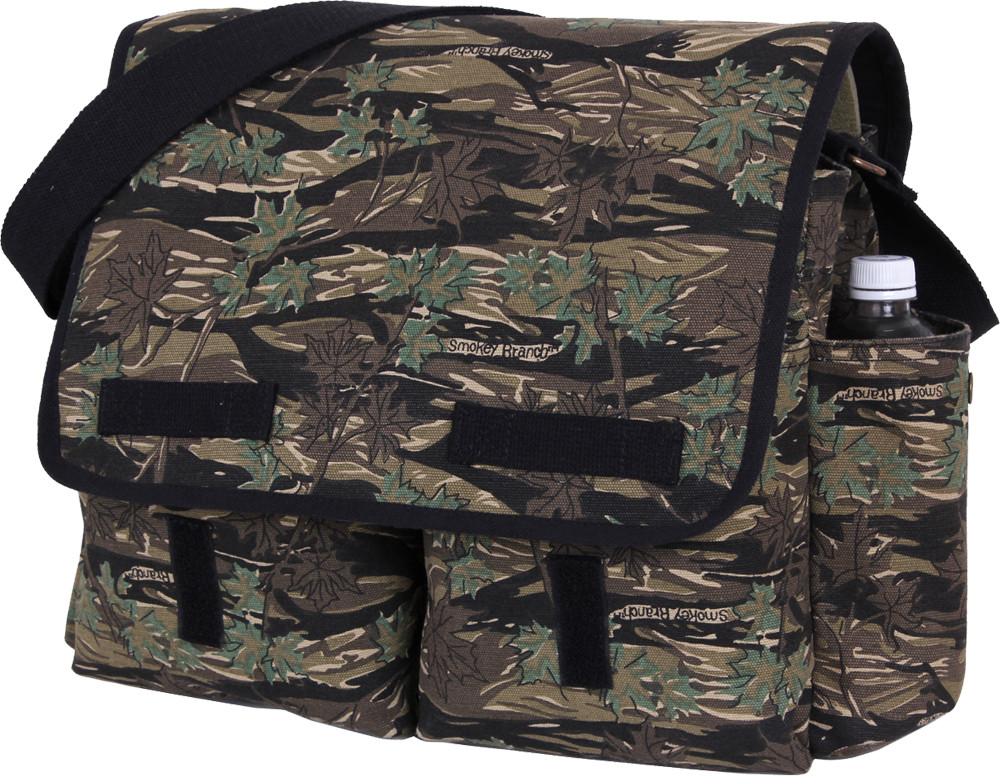 More Views. Smokey Branch Camouflage Heavy Weight Classic Messenger  Shoulder Bag 4c280072c2c