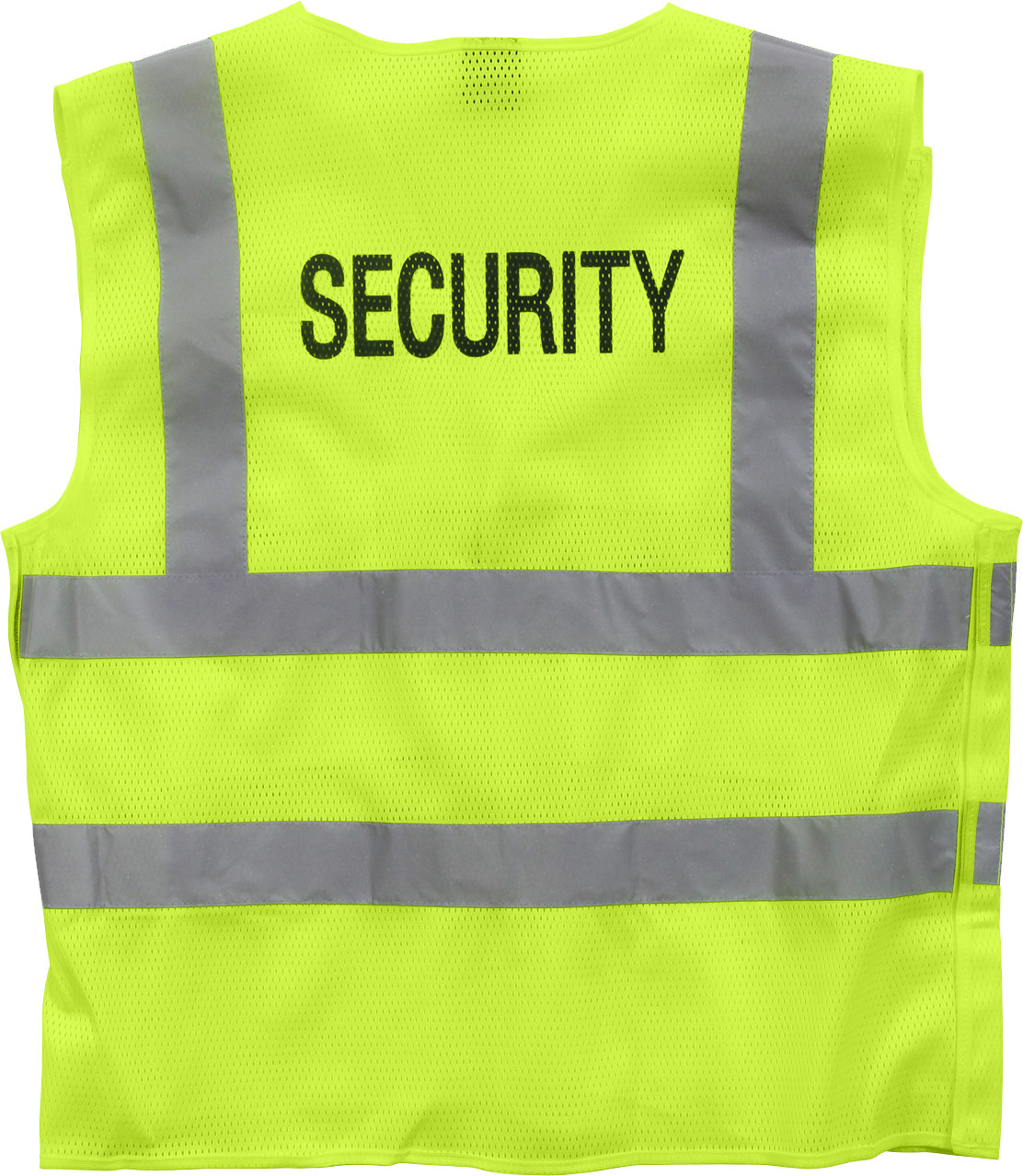 Safety Green Hi-Visibility 5 Point Tactical Breakaway Protective SECURITY  Safety Vest 21d9e8e9da4