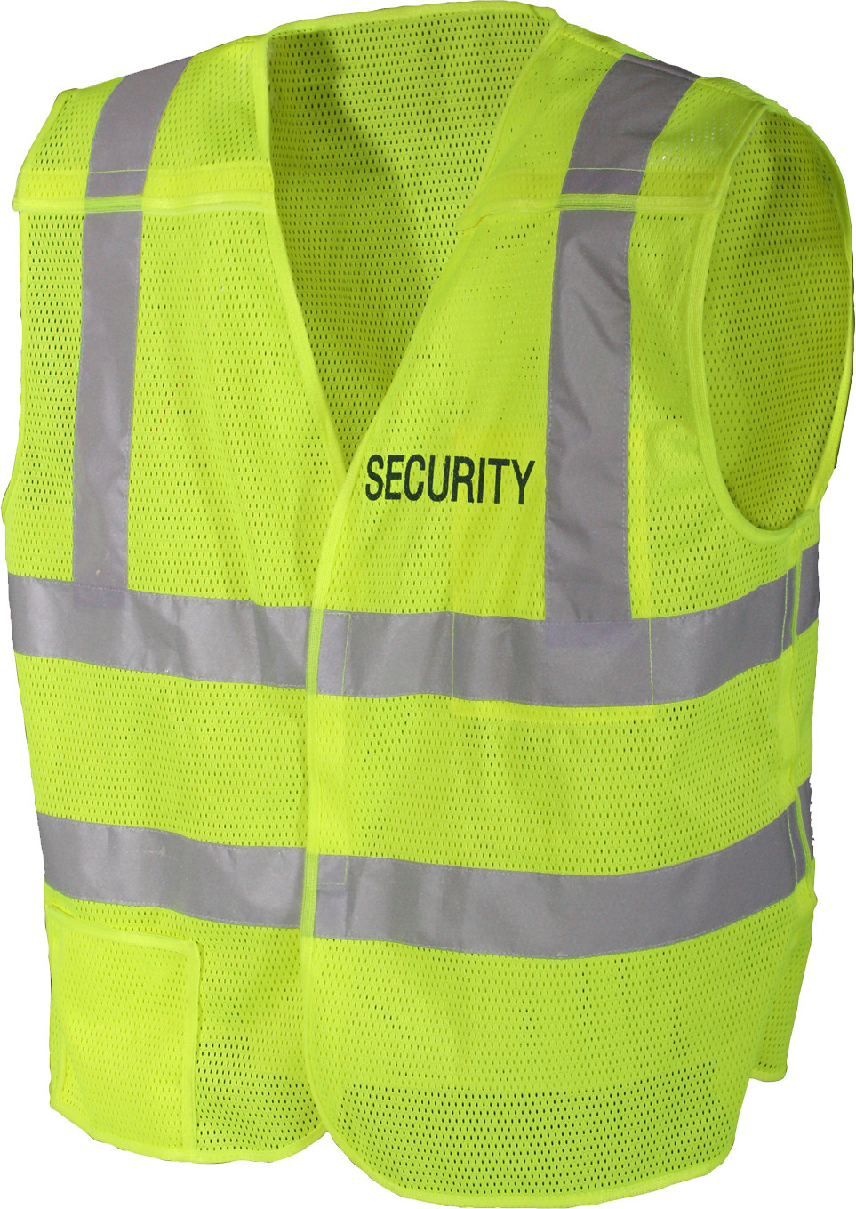 Safety Green Hi-Visibility 5 Point Tactical Breakaway Protective SECURITY Safety  Vest f175a03c174