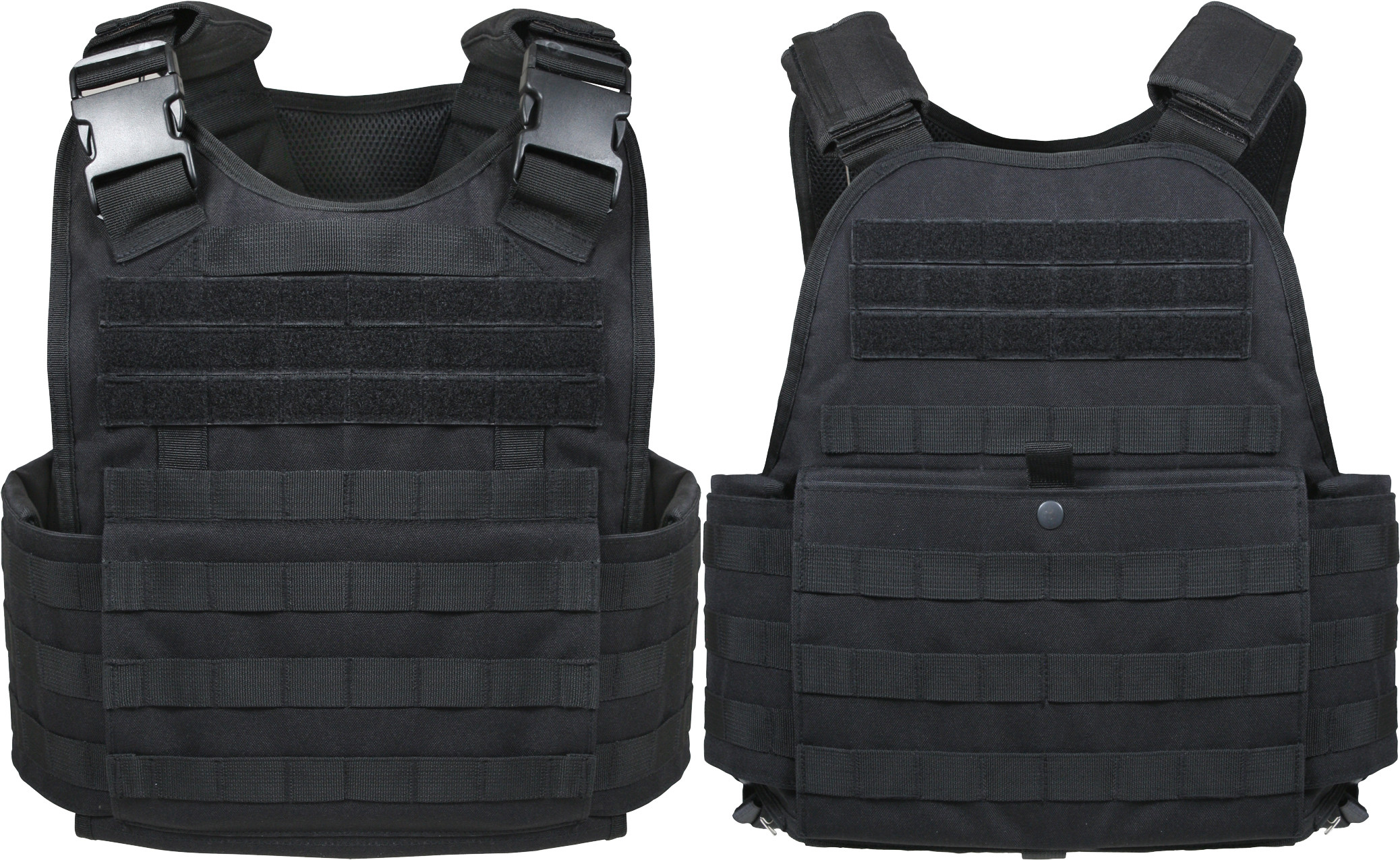 More Views. Black MOLLE Tactical Plate Carrier Assault Vest ... 52116cfda93
