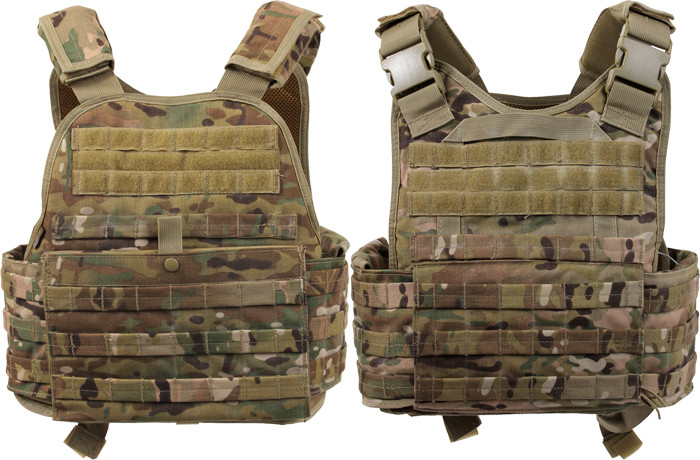 Multi Cam OCP Scorpion Camo MOLLE Tactical Plate Carrier Assault Vest 47ae6bba2f2