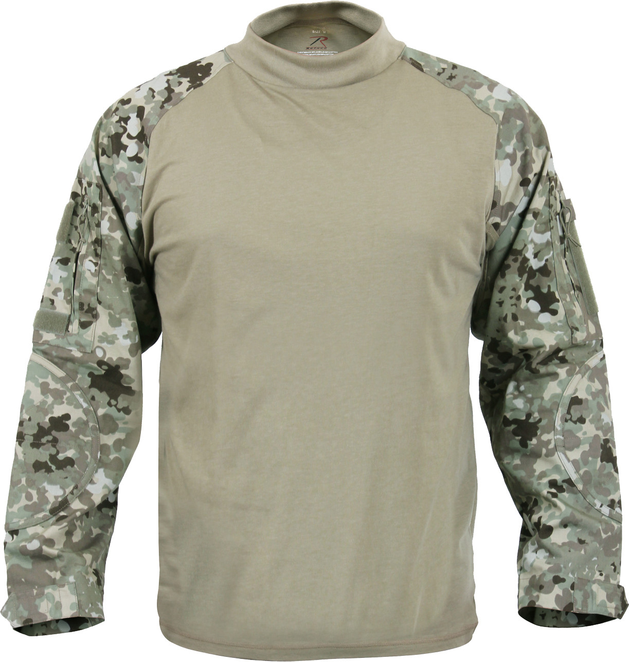 More Views. Total Terrain Camouflage Military Heat Resistant Tactical  Lightweight Combat Shirt ... 93b3789a644