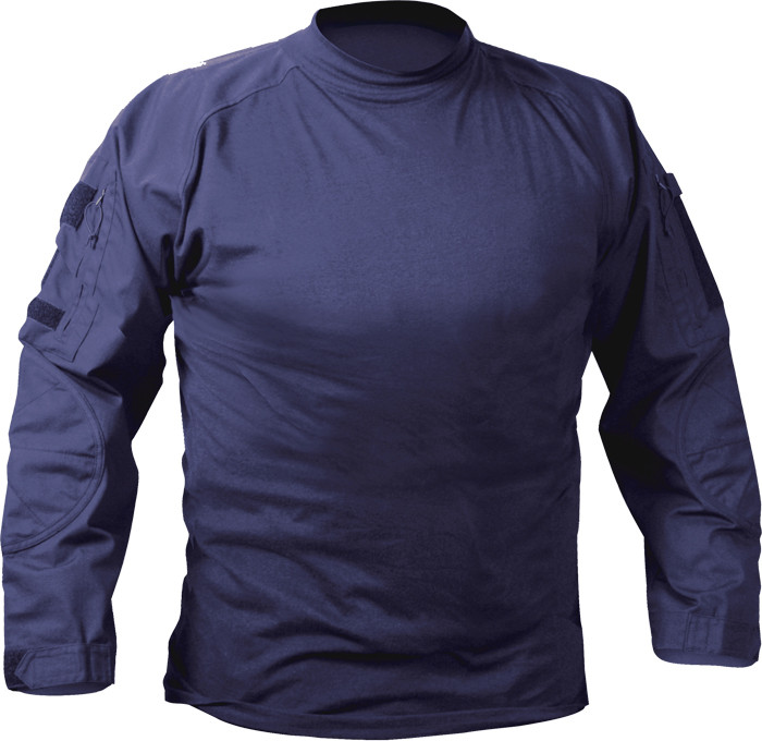 Navy Blue Military Heat Resistant Tactical Lightweight Combat Shirt 86997e5187d