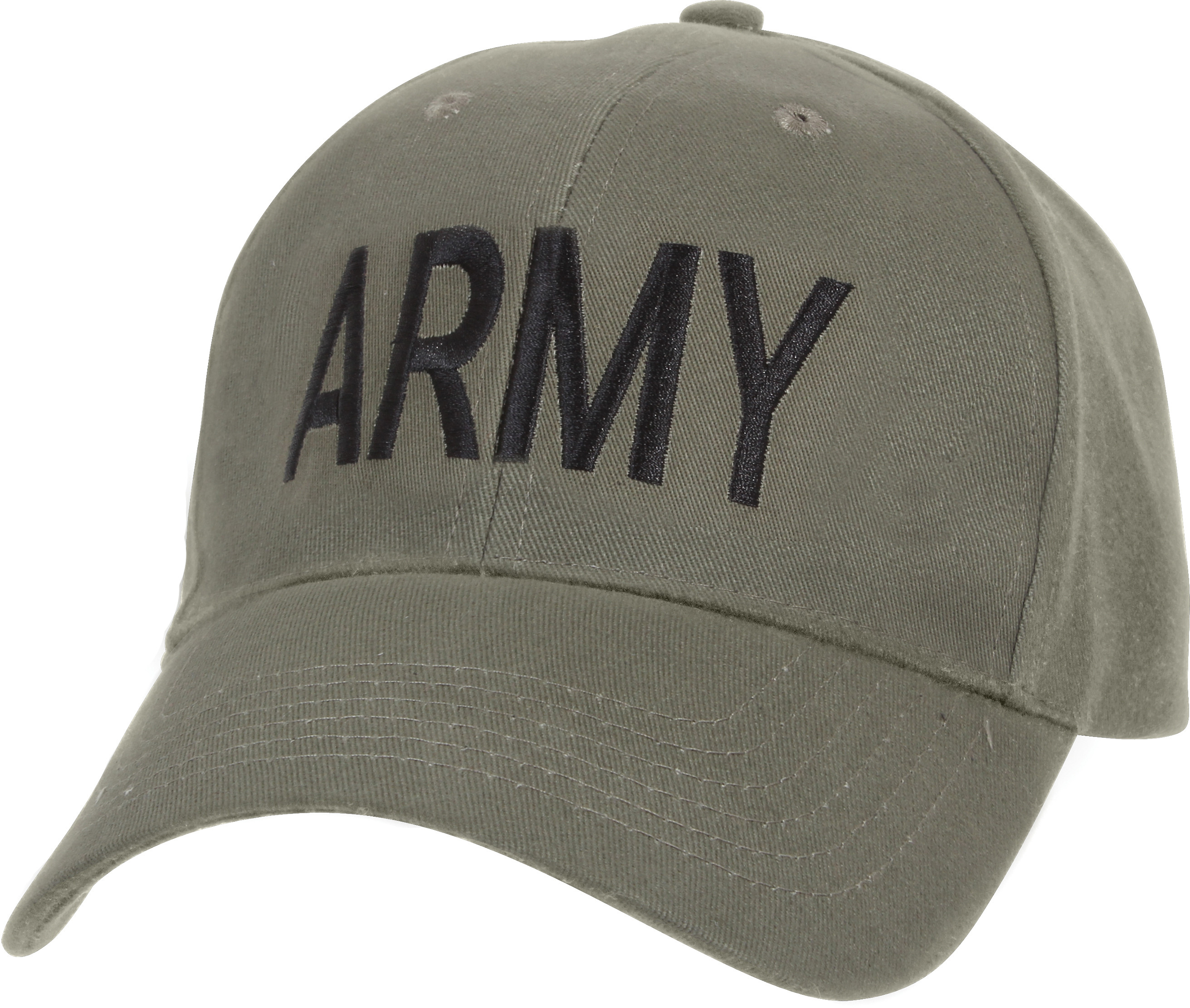 Olive Drab Army Embroidered Supreme Low Profile Adjustable Cap ae81ba357da1