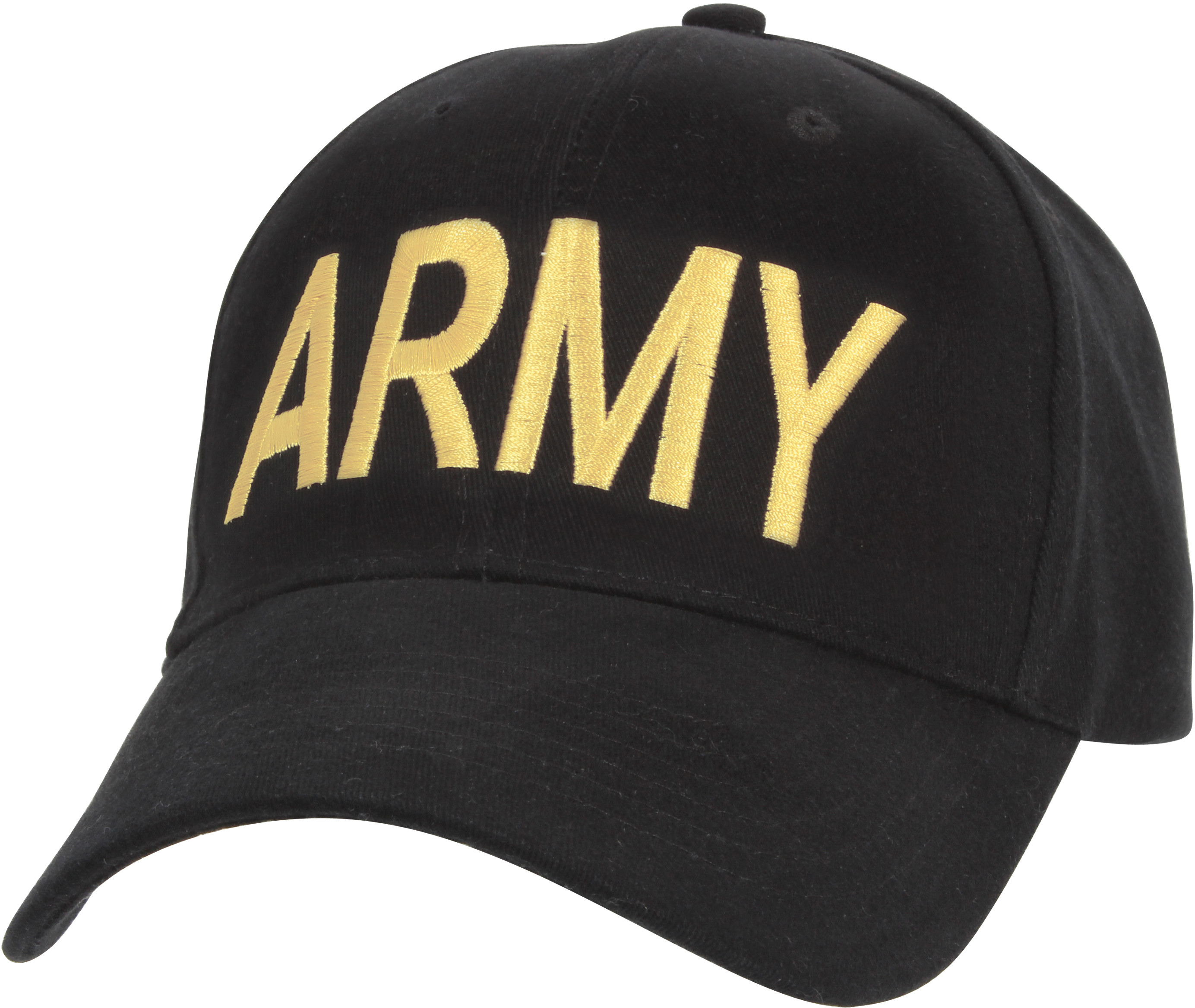 95765d1c120 More Views. Black Army Embroidered Supreme Low Profile Adjustable Cap