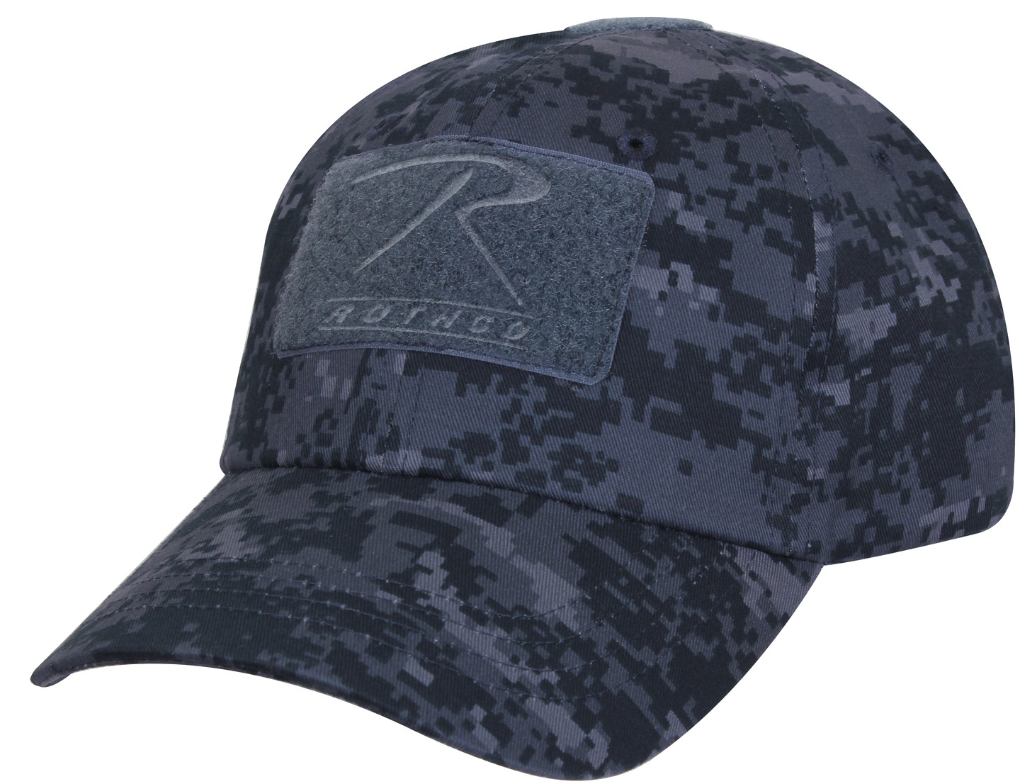 More Views. Midnight Digital Camouflage Tactical Military Baseball Operator  Cap 43464b3ef54