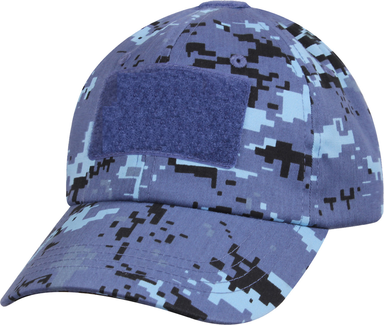 More Views. Sky Blue Digital Camouflage Tactical Military Baseball Operator  Cap 23bb3c213a0