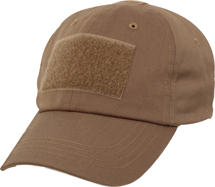 441c2bee07a Coyote Brown Military Low Profile Baseball Hat Tactical Operator Cap