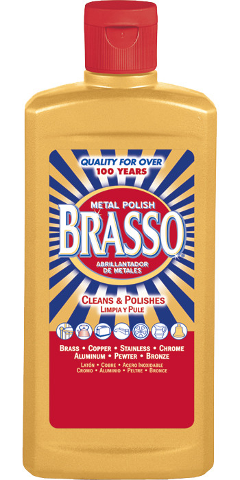 Brasso Metal Polish Amp Cleaning Liquid