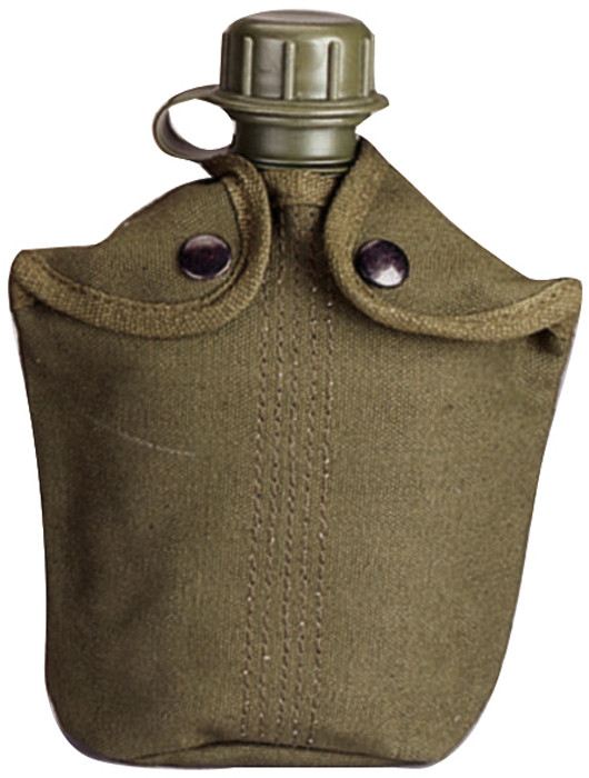 fd04f042d Olive Drab Heavy Weight Canvas Canteen Cover