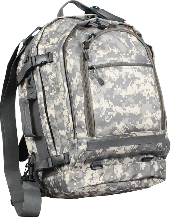 ACU Digital Camouflage Military Tactical MOLLE Pack Backpack 26ebac890