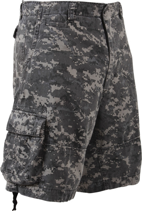 Subdued Urban Digital Camouflage Vintage Military Infantry Utility ... 651c089b319