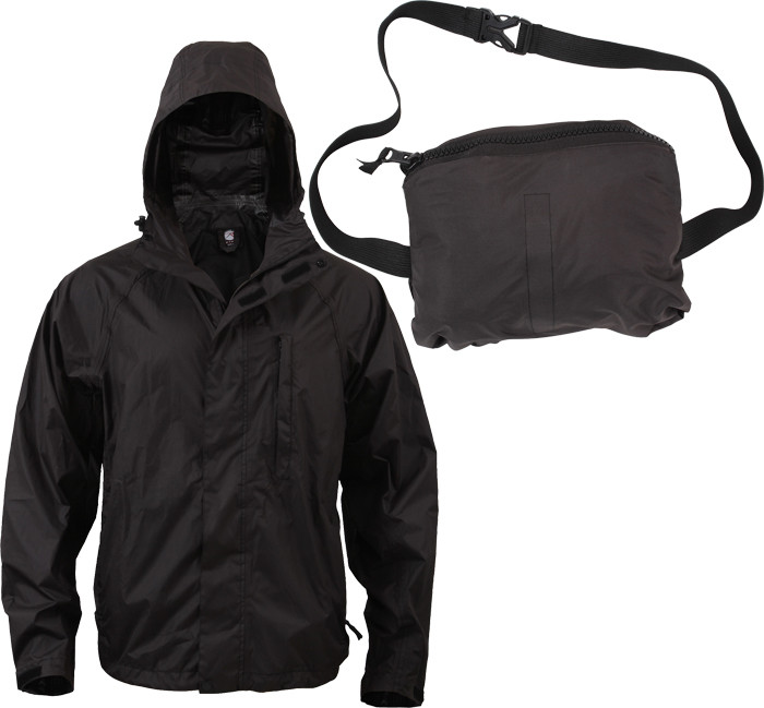 how to pack a packable jacket