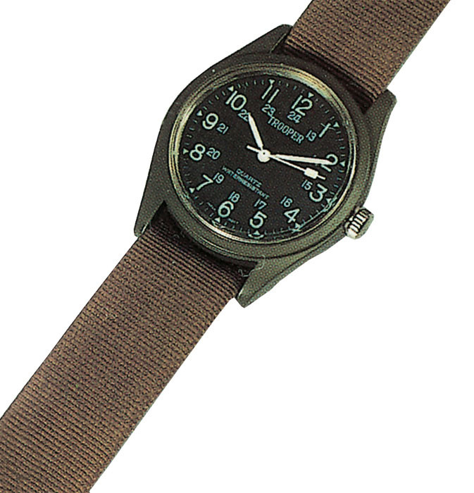 Olive Drab Military Field Watch 8a302959a67
