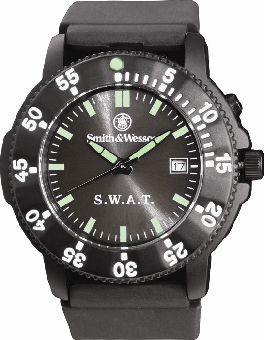 Black Smith   Wesson Swat Watch 4bbb794ceaa