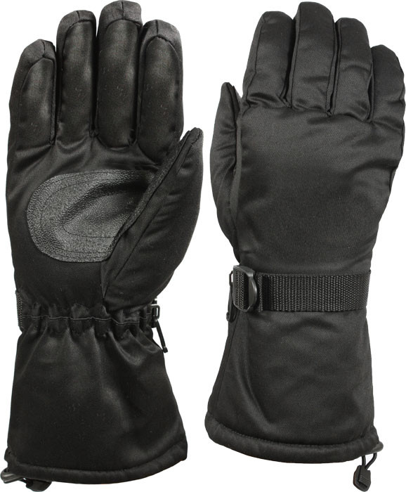 Black Deluxe Thermoblock Military Tactical Insulated Gloves 46488a4a11c8