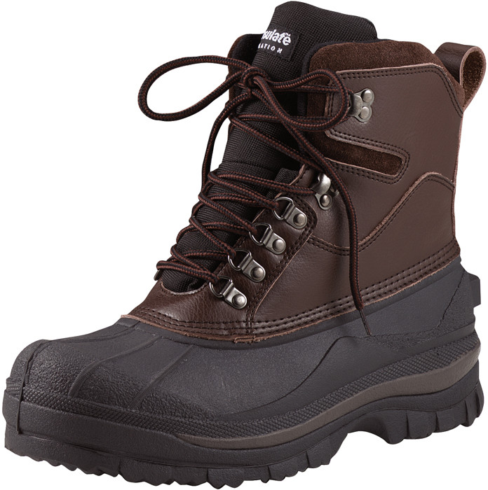 Brown Venturer Waterproof Cold Weather Hiking Boots 805149a0b4a