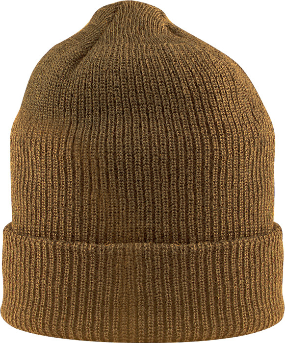 Coyote Brown Winter Knit Hat Acrylic Watch Cap 5fd23bc7ba0