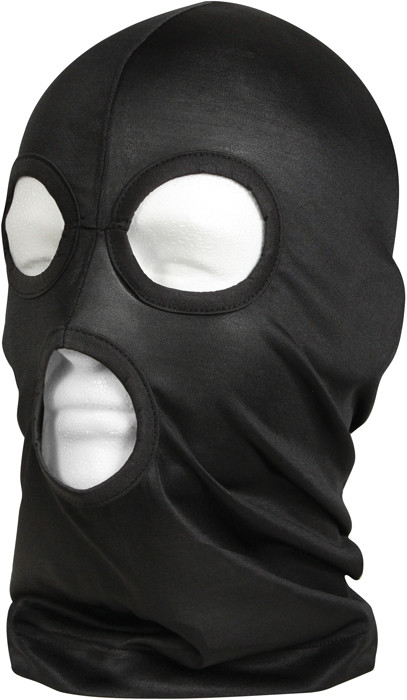 More Views. Black Tactical Lightweight Military Three Hole Face Mask 32790f638dc