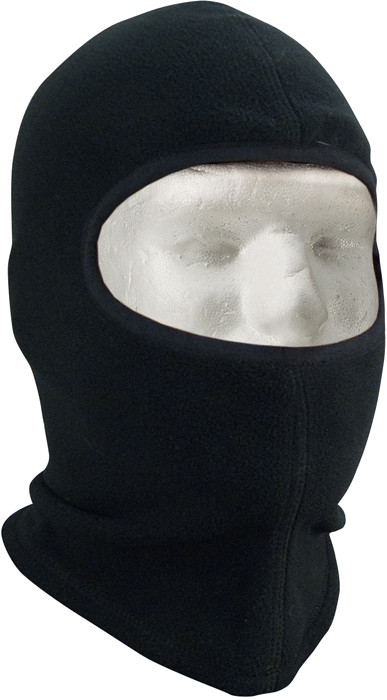 More Views. Black Polar Fleece One Hole Winter Balaclava Mask d33386af868