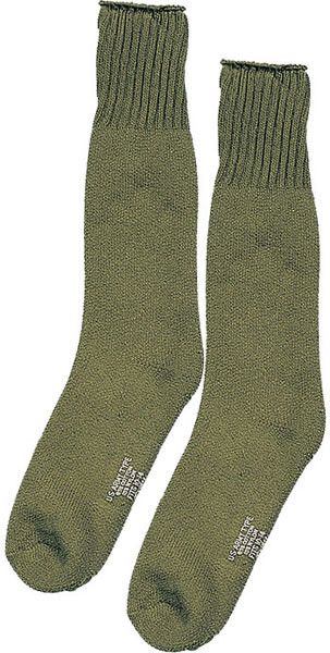 More Views. Olive Drab Heavyweight Cold Weather Thermal Boot Socks Pair e5add4f2a3b