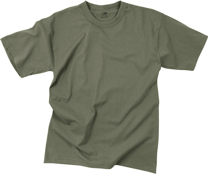 Generic Mens Cotton Solid Short Sleeve Military Button Down Shirts Cargo Shirts