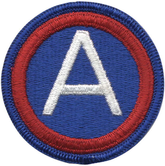 US 3rd Army Military Patch 3741abec34c