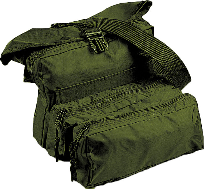 Olive Drab Tactical Emergency Medical Kit Bag 34317564e0f