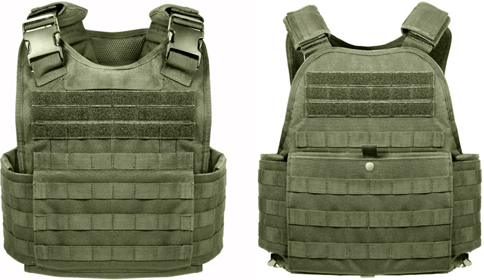 More Views. Olive Drab MOLLE Tactical Plate Carrier Assault Vest 12cefeba263