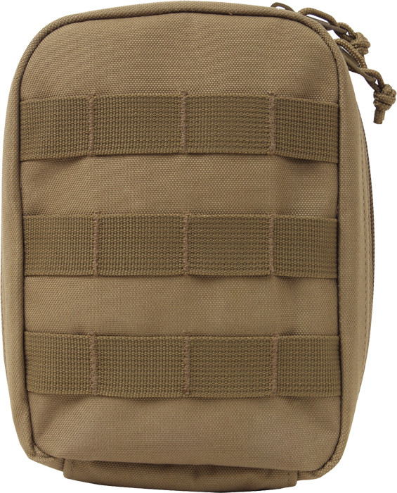 Coyote Brown Miliary Molle Tactical First Aid Kit Pouch