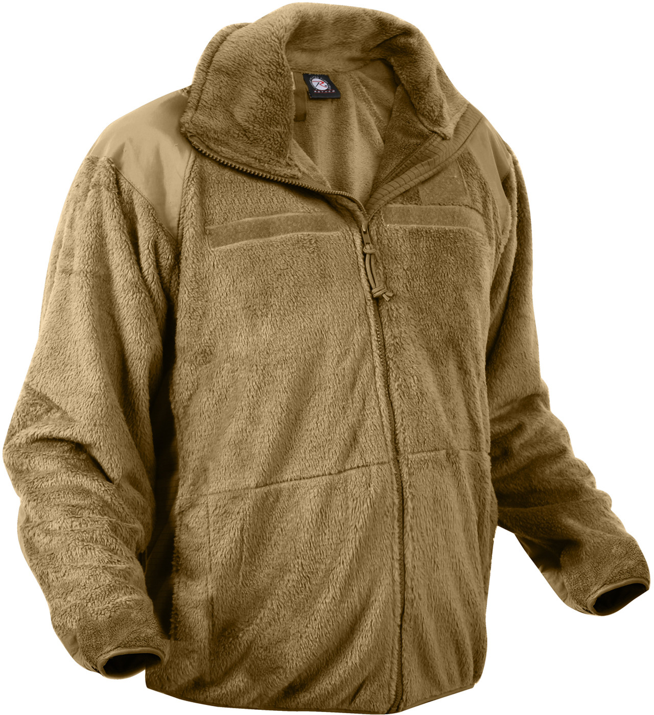 Coyote Brown ECWCS Polar Fleece Gen III Level 3 Jacket 88b0877c565