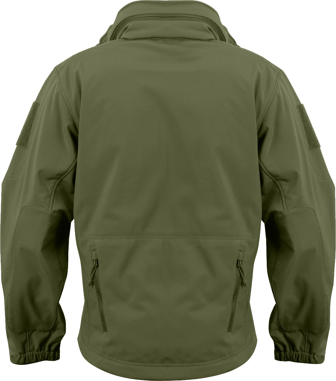 Olive Drab Military Special Operations Tactical Soft Shell Jacket 4b9c8060e2b