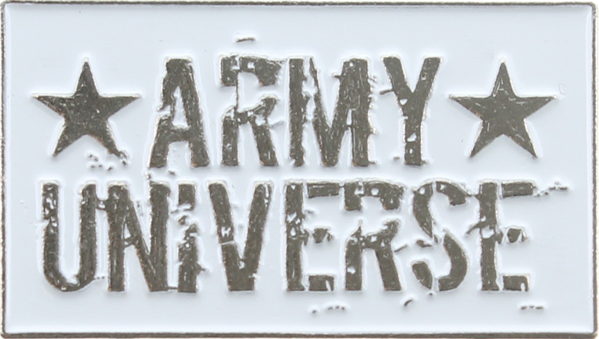 Army Universe ® ☆ Clutch Back Military Pin 1 1 2