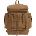 Coyote Brown European Style Rucksack Military Backpack