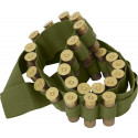 Olive Drab Military Tactical Shotgun Shell Bandolier