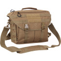 Coyote Brown Covert Dispatch Tactical Shoulder Bag