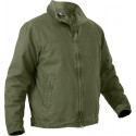 Olive Drab Military Concealed 3 Season Tactical Carry Jacket
