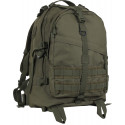 Olive Drab Military MOLLE Large Transport Assault Pack Backpack