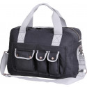 Grey Two Tone Specialist Carry All Shoulder Bag