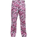 Pink Digital Camouflage Military Cargo BDU Fatigue Pants