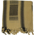 Camel Brown Shemagh Heavyweight Arab Tactical Desert Keffiyeh Scarf