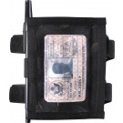 Black Military Elastic Identification Armband ID Holder