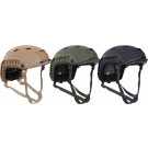 Advanced Tactical Adjustable Airsoft Plastic Helmet